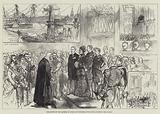 Departure of the Marquis of Lorne and Princess Louise from Liverpool for Canada