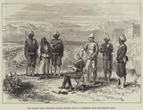 The Afghan War, Neville's Picket, Muttra Thana, a Deserter from the Enemy's Camp