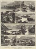Views on the Aberfoyle Railway