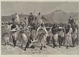 Convoy of Slaves in the Soudan