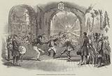 Twelfth-Night Entertainments at the Hanwell Lunatic Asylum