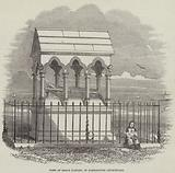 Tomb of Grace Darling in Bamborough Churchyard