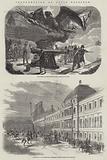 Inauguration of Louis Napoleon