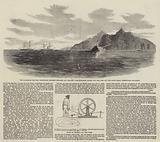 The Submarine Electric Telegraph between England and Ireland