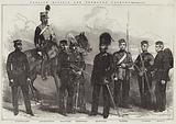 English Militia and Yeomanry Cavalry