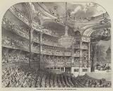 Interior of the Grand Opera-House, at Paris