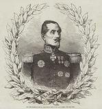 The late Marshal St Arnaud, Commander-in-Chief of the Allied Armies