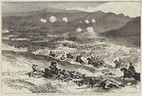 The Action at Balaclava, 25 October, First Charge of Heavy Cavalry