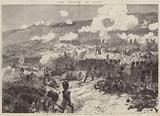 The Battle of Alma, the British Troops on the Heights of Alma, Grand Charge of the Guards