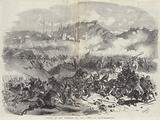 Defeat of the Russians by the Turks, at Kars