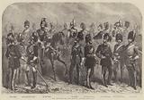 New Uniforms of the British Cavalry