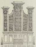 New Organ for Archbishop Tenison's Chapel, Regent-Street