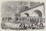 Embarkation of the Earl of Elgin at Penang for China