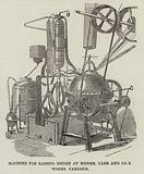 Machine for raising Dough at Messers Carr and Company's Works, Carlisle