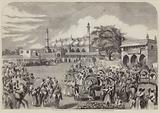 Grand State Procession of the Nawab of Moorshedabad