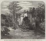 The Chapel of Borromeo, Weybridge, the Burial-Place of Louis Philippe and the Duchess of Orleans