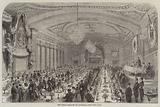 The Burns Banquet at Montreal