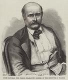 Jules Sandeau, the French Dramatist, Member of the Institute of France