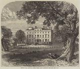 Brocket Hall, Hatfield, Herts, where Lord Palmerston died