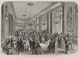 Festivities at Goodwood on the Coming of Age of the Earl of March, the Ball