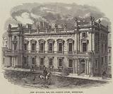 New Building for the Sheriff Court, Edinburgh
