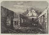 Ruins of Court-Lodge Farm, Chillingham, Kent, destroyed by Lightning