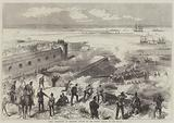 Siege Operations at Chatham, Attack by the Flying Bridge on the Redan