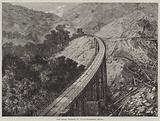 The Serra Viaduct, St Paul's Railroad, Brazil