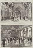 The French Court at Compiegne