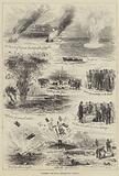 Experiments with Cotton Gunpowder near Faversham