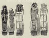 Recent Discovery of Royal Mummies and other Egyptian Antiquities