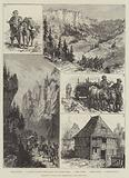 Sketches in Bosnia and Herzegovina