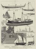 Exhibition of the Shipwrights' Company at Fishmongers' Hall