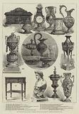 The Hamilton Palace Sale at Messers Christie and Mansion's, Works of Decorative Art