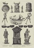 Recent Discoveries at Pompeii