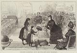 The Queen at Edinburgh, Visit to the Royal Blind Asylum, Craigmillar