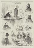 Sketches in the Law Courts, an Action for Libel