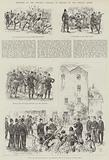 Sketches of the Eviction Campaign in Ireland