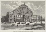 """""""Olympia,"""" the New National Agricultural Hall, West Kensington"""