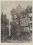 A Street in Rouen
