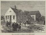 Scene of the Explosion at the Cartridge Factory, Greenwich Marshes