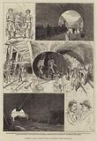 Sketches in the St Gothard Tunnel