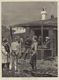 Bulgarian Bandits brought into Roumelia