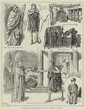 "The Greek Play at Cambridge University, the ""Eumenides"" of Aeschylus"