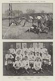International Football, England v Wales