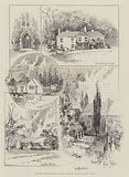 The Early Life of Cardinal Manning, Sketches around Lavington, Sussex