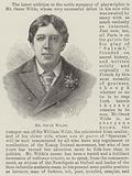 Mr Oscar Wilde
