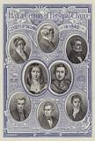 Half a Century of Personal Change, Leaders of England in 1842