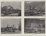 Port Louis, Mauritius, after the Hurricane