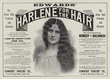 Advertisement, Edwards' Harlene